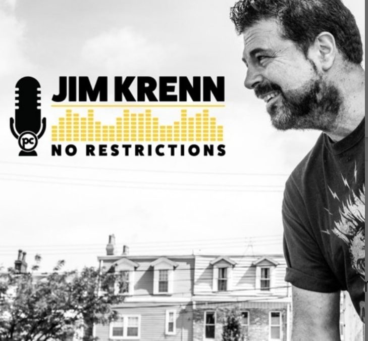 AUDIO: Appearance on the Jim Krenn: No Restrictions podcast