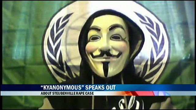 Did Deric Lostutter/KY Anonymous purposefully mislead the media and protesters in Steubenville?
