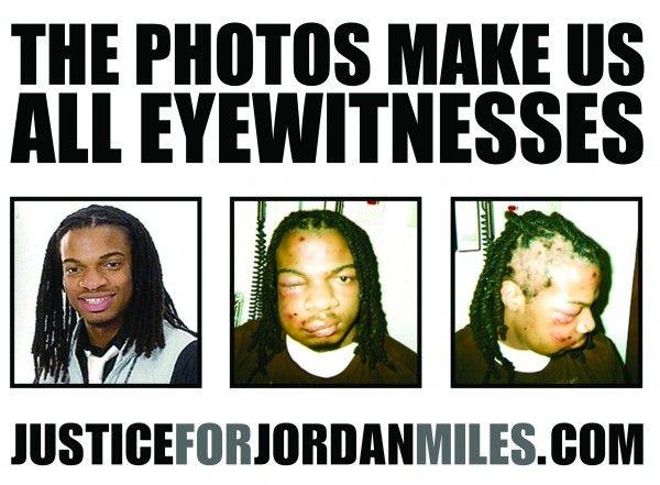 Jordan Miles vs. Officers Saldutte, Sisak And Ewing Resumes Today