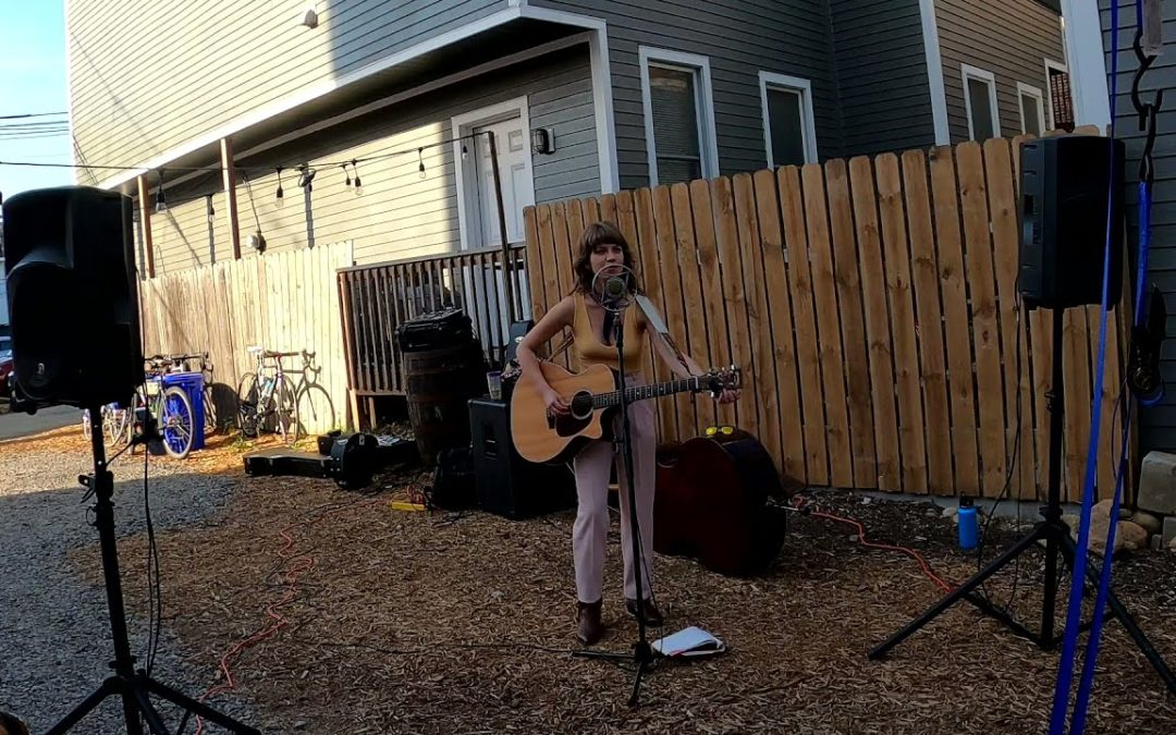 Angela Autumn at Allegheny City Brewing