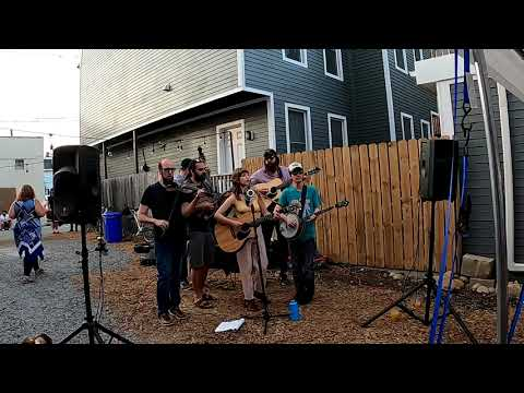 Shelf Life String Band with Angela Autumn at Allegheny City Brewing