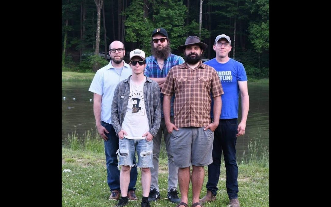 Shelf Life String Band at Allegheny City Brewing